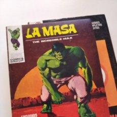 Cómics: (VERTICE -V.1) LA MASA - Nº: 23 - EXCELENTE!!!. Lote 276154658