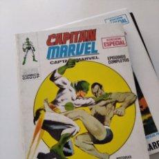 Cómics: (VERTICE -V.1) CAPITAN MARVEL - Nº: 2- EXCELENTE!!!. Lote 276155258