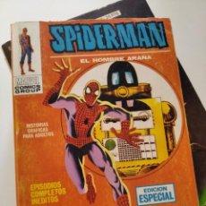 Cómics: (VERTICE -V.1) SPIDERMAN - Nº: 4 - BE.-ALTO.-. Lote 276156458