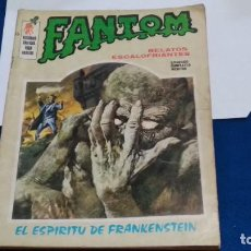Cómics: REVISTA COMICS: FANTOM Nº 5. RELATOS ESCALOFRIANTES. EPISODIOS COMPLETOS INEDITOS. Lote 276205238