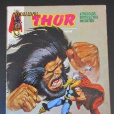 Cómics: THOR (1970, VERTICE) 22 · 1972 · LA COLERA DEL GUERRERO. Lote 276211533
