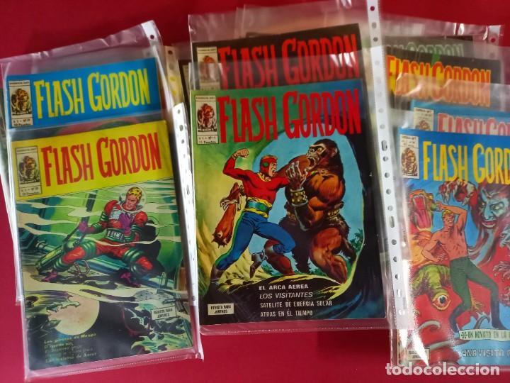 Cómics: FLASH GORDON -V1- VERTICE COMPLETA- 44 NUMEROS- - Foto 3 - 276238843