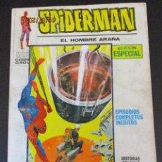 Fumetti: SPIDERMAN (1969, VERTICE) -V 1- 25 · XI-1971 · LA RED SE CIERRA. Lote 276370973