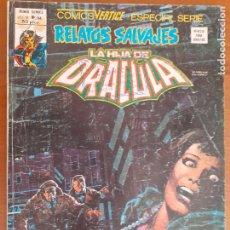 Cómics: RELATOS SALVAJES VOL. 1 Nº 64. LA HIJA DE DRÁCULA. VERTICE 1979. Lote 276390878
