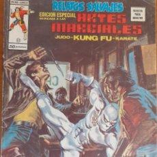 Cómics: RELATOS SALVAJES ESPECIAL Nº 23. ARTES MARCIALES. VERTICE 1976. Lote 276395138