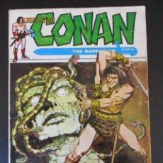 Cómics: CONAN (1972, VERTICE) 4 · XII-1972 · LOS ANILLOS DEL HOMBRE SERPIENTE. Lote 276402618