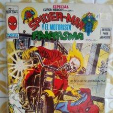 Cómics: SPIDERMAN&MOTORISTA FANTASMA 7. Lote 276412588