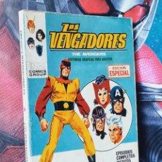 Cómics: MUY BUEN ESTADO VENGADORES 10 TACO VERTICE. Lote 276448873