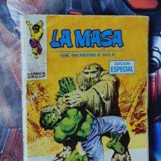 Cómics: LA MASA 9 TACO NORMAL ESTADO EDICIONES VERTICE. Lote 276470578
