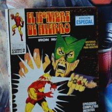 Cómics: MUY BUEN ESTADO EL HOMBRE DE HIERRO 4 TACO EDICIONES VERTICE. Lote 276473603