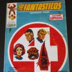 Cómics: 4 FANTASTICOS, LOS (1969, VERTICE) -V.1- 11 · II-1970 · SE PRESENTA EL ABORRECEDOR. Lote 276476018