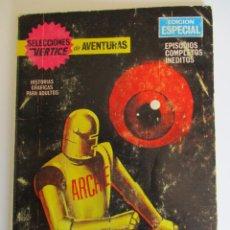 Cómics: SELECCIONES VERTICE (1968, VERTICE) 44 · 1969 · CONTRA LOS SUPERONS. Lote 276567808