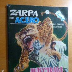 Cómics: COMIC ZARPA DE ACERO Nº 27 DE VERTICE. Lote 276613538