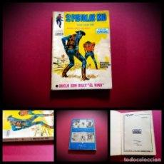 """Cómics: 2 PISTOLAS KID Nº 11 -DUELO CON BILLY """"EL NIÑO """" -VERTICE V1. Lote 276613853"""