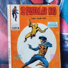 Fumetti: 2 PISTOLAS KID 10 TACO NORMAL ESTADO EDICIONES VERTICE. Lote 276667988