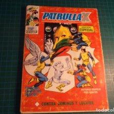 Fumetti: PATRULLA X. N°9. VERTICE. ESTA COMPLETO PERO TIENE LAS HOJAS DESPEGADAS.. Lote 276761808