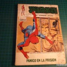 Cómics: SPIDERMAN. N°43. VERTICE. COMPLETO PERO CASTIGADO.. Lote 276763653