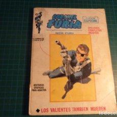 Fumetti: CORONEL FURIA. N°10. VERTICE. ESTA COMPLETO PERO CASTIGADO.. Lote 276764198