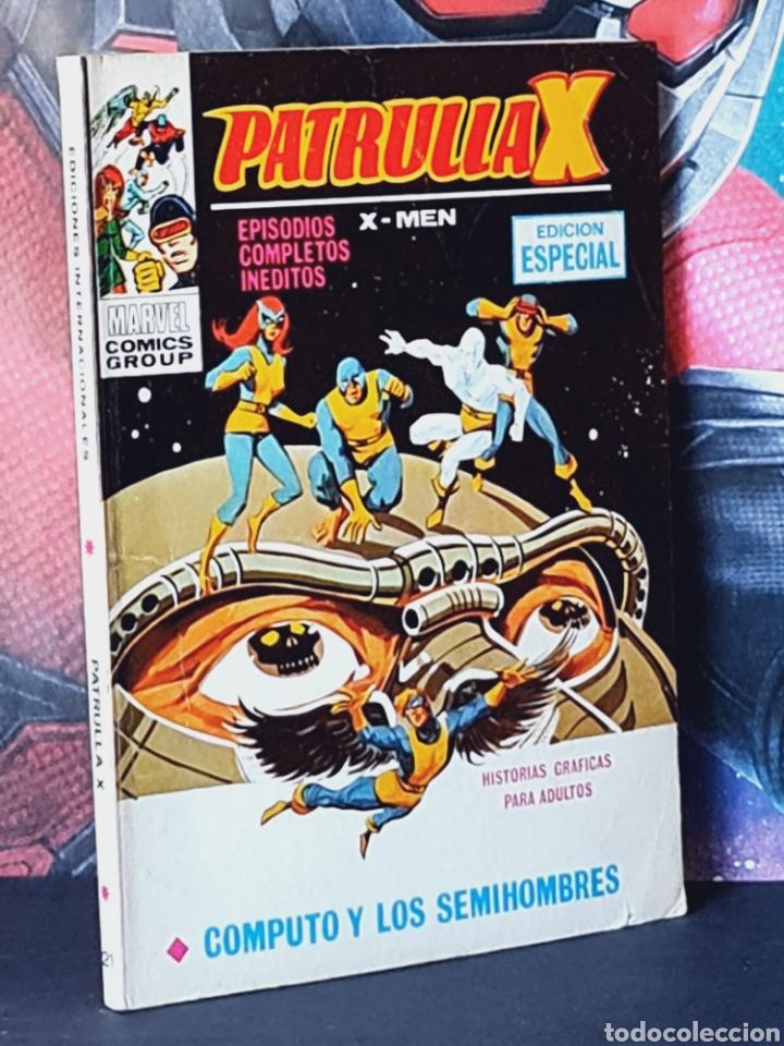 MUY BUEN ESTADO PATRULLA X 21 TACO EDICIONES VERTICE (Tebeos y Comics - Vértice - Patrulla X)