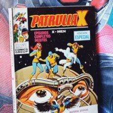 Cómics: MUY BUEN ESTADO PATRULLA X 21 TACO EDICIONES VERTICE. Lote 276790848