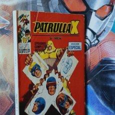 Cómics: PATRULLA X 27 TACO MUY BUEN ESTADO PERO TIENE EL CANTO ALGO BORRADO EDICIONES VERTICE. Lote 276792903
