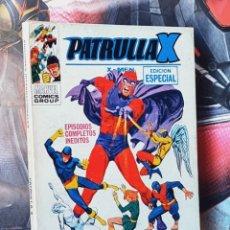 Cómics: BUEN ESTADO PATRULLA X 25 TACO 25PTS EDICIONES VERTICE. Lote 276796853