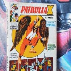Cómics: BUEN ESTADO PATRULLA X 12 TACO EDICIONES VERTICE. Lote 276797243