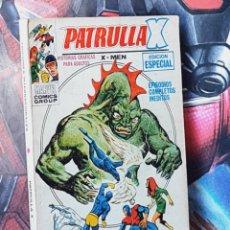 Cómics: PATRULLA X 30 TACO 25PTS NORMAL ESTADO EDICIONES VERTICE. Lote 276798523