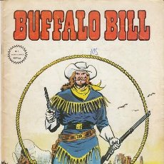 Cómics: BUFFALO BILL Nº 1 - VERTICE #. Lote 276802328