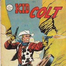 Cómics: KID COLT Nº 2 - VERTICE #. Lote 276802463