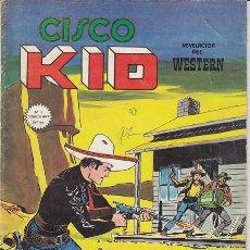 Cómics: CISCO KID Nº 12 - VERTICE #. Lote 276802668