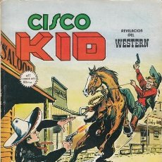 Cómics: CISCO KID Nº 17 - VERTICE #. Lote 276802728