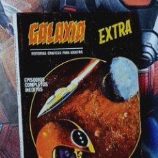 Cómics: MUY BUEN ESTADO GALAXIA 8 TACO EDICIONES VERTICE. Lote 276806163
