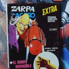 Cómics: MUY BUEN ESTADO ZARPA DE ACERO 24 TACO EDICIONES VERTICE. Lote 276925388