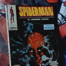 Cómics: MUY BUEN ESTADO SPIDERMAN 10 TACO 25PTS MARVEL EDICIONES VERTICE. Lote 276985128