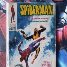 Cómics: SPIDERMAN 10 TACO NORMAL ESTADO MARVEL EDICIONES VERTICE. Lote 276985328