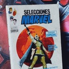 Cómics: MUY BUEN ESTADO SELECCIONES MARVEL 2 TACO EDICIONES VERTICE. Lote 276985418