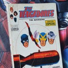 Cómics: BUEN ESTADO LOS VENGADORES 24 TACO MARVEL EDICIONES VERTICE. Lote 276988058