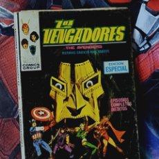 Cómics: LOS VENGADORES 11 TACO NORMAL ESTADO MARVEL EDICIONES VERTICE. Lote 276988738
