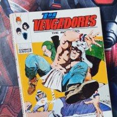 Cómics: BUEN ESTADO LOS VENGADORES 37 TACO MARVEL EDICIONES VERTICE. Lote 277006408