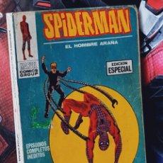 Cómics: SPIDERMAN 5 TACO 25 PTS NORMAL ESTADO MARVEL EDICIONES VERTICE. Lote 277006803