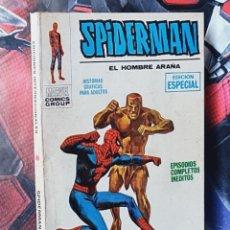 Cómics: SPIDERMAN 11 TACO 25PTS NORMAL ESTADO MARVEL EDICIONES VERTICE. Lote 277007353