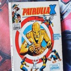 Cómics: BUEN ESTADO PATRULLA X 15 TACO MARVEL EDICIONES VERTICE. Lote 277012538