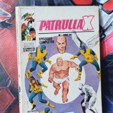 Cómics: BUEN ESTADO PATRULLA X 3 TACO MARVEL EDICIONES VERTICE. Lote 277013428