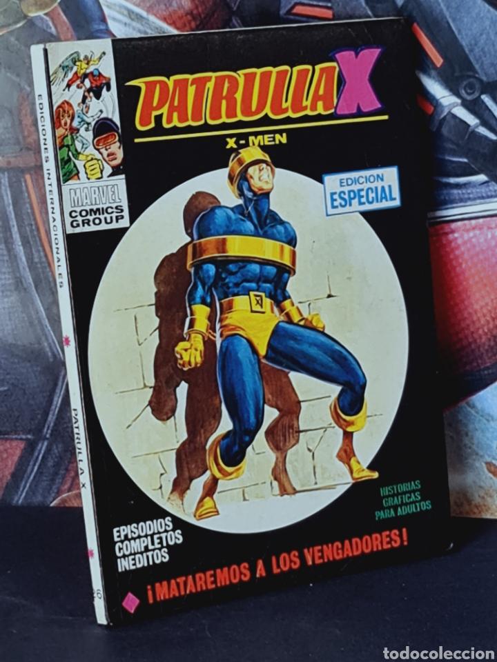 EXCELENTE ESTADO PATRULLA X 22 TACO MARVEL EDICIONES VERTICE (Tebeos y Comics - Vértice - Patrulla X)