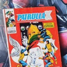 Cómics: BUEN ESTADO PATRULLA X 9 TACO MARVEL EDICIONES VERTICE. Lote 277014848