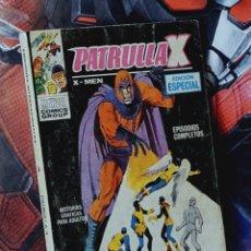 Cómics: PATRULLA X 2 TACO 25PTS NORMAL ESTADO MARVEL EDICIONES VERTICE. Lote 277015308