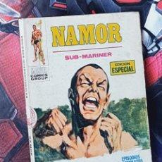 Cómics: NAMOR 11 TACO NORMAL ESTADO MARVEL EDICIONES VERTICE. Lote 277026448