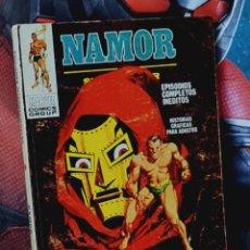 Cómics: NAMOR 23 TACO NORMAL ESTADO MARVEL EDICIONES VERTICE. Lote 277026778
