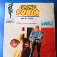 Cómics: CORONEL FURIA.. Lote 277073548